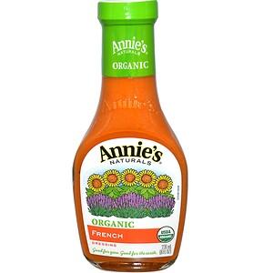 Аннис Натуралс, Organic, French Dressing, 8 fl oz (236 ml) отзывы
