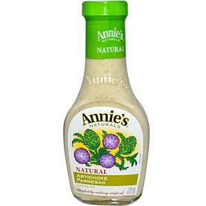 Аннис Натуралс, Natural Artichoke Parmesan Dressing, 8 fl oz (236 ml) отзывы покупателей