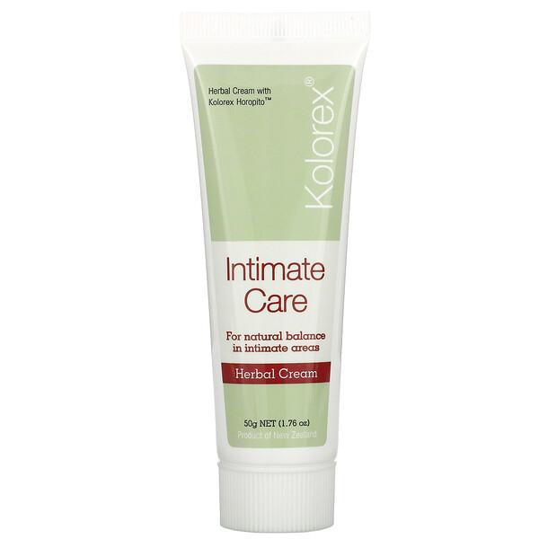 Intimate Care, Herbal Cream, 1.76 oz (50 g)