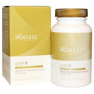 Ageless Foundation Laboratories, UltraTGold, 60 Capsules