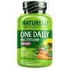 NATURELO, One Daily Multivitamin for Women, 120 Vegetable Capsules