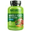 NATURELO, מולטי-ויטמין ממזון מלא עבור גברים בגילאי 50 ומעלה, 120 כמוסות צמחיות