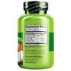 NATURELO, ケトソルト&中鎖脂肪酸トリグリセリドオイル配合アップルサイダービネガー、ベジカプセル120粒