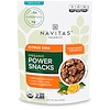 "Navitas Organics, ""Power Snacks, Zitrus Chia, 8 oz (227 g)"""