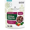 Navitas Organics, Bio, Power Snacks, Cacao Goji, 227 g