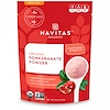 Navitas Organics, Organic, Pomegranate Powder, 8 oz (227 g) (Discontinued Item)