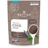 Navitas Organics, بذور التشيا العضوية، 16 أونصة (454 غ)