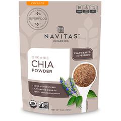 Navitas Organics, 有機奇亞粉,8 盎司(227 克)