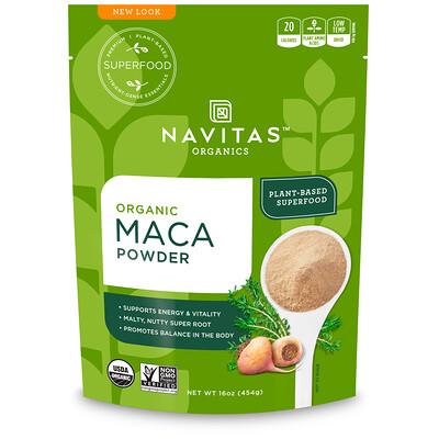 Купить Navitas Organics Органический порошок маки, 454г