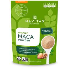 Navitas Organics, Organic, Maca Powder, 16 oz (454 g)