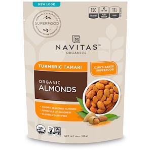 Навитас Органикс, Organic, Superfood + Almonds, Turmeric Tamari, 4 oz (113 g) отзывы