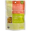 Navitas Organics, Coconut Chips, Chili Lime, 2 oz (57 g) (Discontinued Item)
