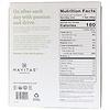 Navitas Organics, スーパーフード + バー、マカメイプル、12本、16.8 oz (480 g)
