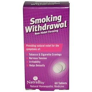 NatraBio, 금연보조제, 60정