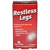 NatraBio, Restless Legs, 60 Tablets
