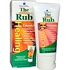 NatraBio, The Calendula Rub, Healing Cream, 2 oz (57 g)