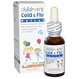 Отзывы о NatraBio, Средство от простуды и гриппа для детей, 30мл