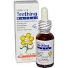 NatraBio, Children's Teething Relief, Non-Alcohol Formula, Liquid, 1 fl oz (30 ml)