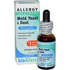 NatraBio, bioAllers, Allergy Treatment, Mold, Yeast & Dust, 1 fl oz (30 ml)