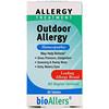 NatraBio, バイオアレーズ、 アレルギー治療、外気アレルギー、 60タブレット
