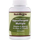 Отзывы о NutriBiotic, Гипоаллергенные мультивитамины, 180 капсул