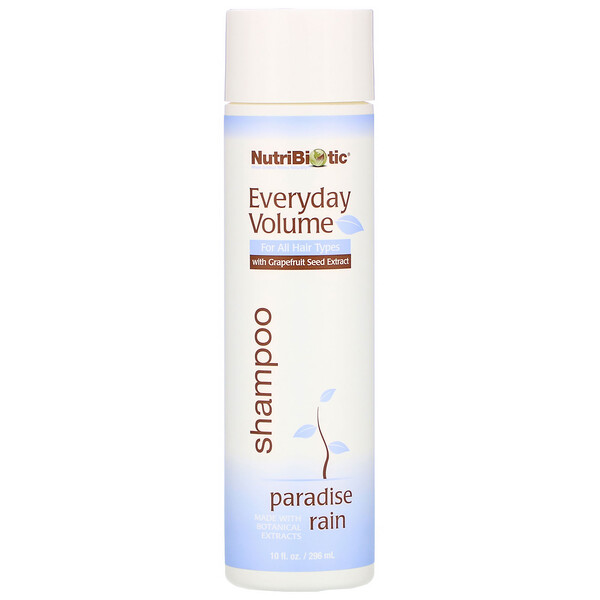 Everyday Volume Shampoo, Paradise Rain, 10 fl oz (296 ml)