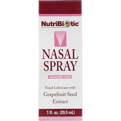 Купить Назальный спрей, с экстрактом семян грейпфрута, 29, 5мл