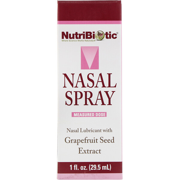 Nasal Spray, 1 fl oz (29.5 ml)