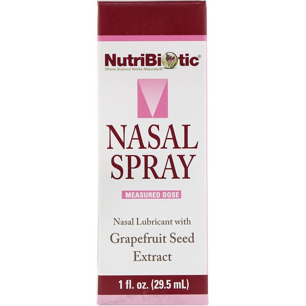 NutriBiotic, Nasal Spray, 1 fl oz (29.5 ml)