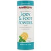 NutriBiotic, Body & Foot Powder with Grapefruit Seed Extract & Essential Oils, Citrus Mint, 4 oz (113 g)
