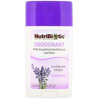 Deodorant, Lavender, 2.6 oz (75 g) - фото