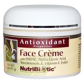 NutriBiotic, Face Cream, 2 oz (57 g)