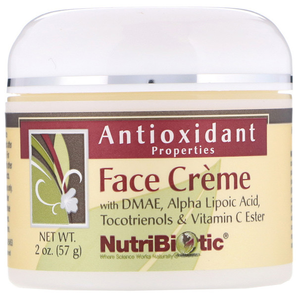 NutriBiotic, Face Cream, 2 oz (57 g)