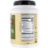 NutriBiotic, Protéine de riz bio crue, complète, 600 g (1 lb 5 oz)