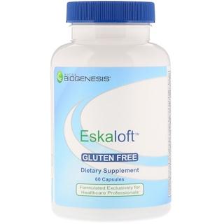 Nutra BioGenesis, Eskaloft, 60 Capsules
