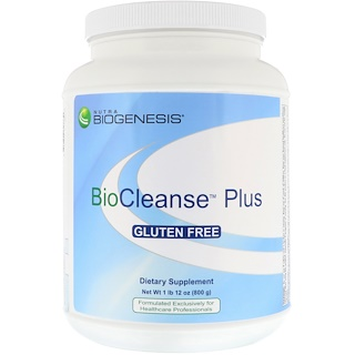 Nutra BioGenesis, BioCleanse Plus, 1 lb 12 oz (800 g)