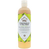 Nubian Heritage, Body Wash, Lemongrass & Tea Tree, 13 fl oz (384 ml)