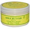 Nubian Heritage, Shea Butter, Infused with Lemongrass & Tea Tree, 4 oz (114 g)