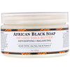 Nubian Heritage, Shea Butter, African Black Soap Infused, 4 oz (113 g)