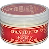 Nubian Heritage, Shea Butter, Infused With Honey & Black Seed Oil, 4 oz (114 g) (Discontinued Item)