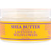 Nubian Heritage, Shea Butter, Infused with Lavender & Wildflowers, 4 oz (113 g)