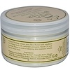 Nubian Heritage, Shea Butter, Infused with Indian Hemp & Haitian Vetiver, 4 oz (114 g) (Discontinued Item)