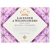 Nubian Heritage, Lavender & Wildflowers Bar Soap, 5 oz (142 g)