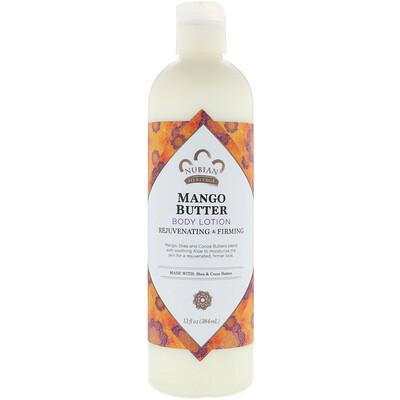 Body Lotion, Mango Butter, 13 fl oz (384 ml) недорого