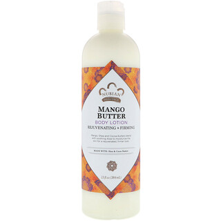 Nubian Heritage, Body Lotion, Mango Butter, 13 fl oz (384 ml)