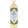Nubian Heritage, Body Wash, Olive Oil & Green Tea, 13 fl oz (384 ml)