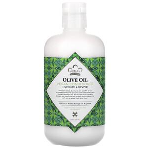 Nubian Heritage, Vegan Conditioner, Olive Oil, 12 fl oz (355 ml)