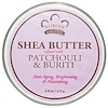 Nubian Heritage, Shea Butter, Infused with Patchouli & Buriti, 4 fl oz (113 g)
