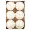 Nubian Heritage, أقراص حمام بتشول وبوريتي، 6 أقراص حمام، 1.6 أونصة (45 جم) كل قرص