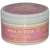 Nubian Heritage, Shea Butter, Infused with Goat's Milk & Chai, 4 oz (114 g)